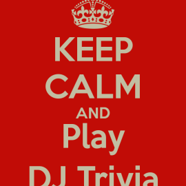 Syracuse DJ Trivia Bonus for Wednesday, June 22, 2016